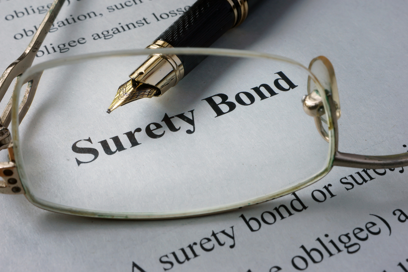 how viking bond service defines surety bonds in 2018 - performance