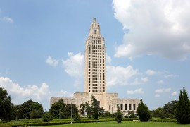 Surety bond - Louisiana state capital building Baton Rouge, LA