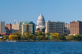 Surety Bonds in Wisconsin - State Capital Building Madison, WI